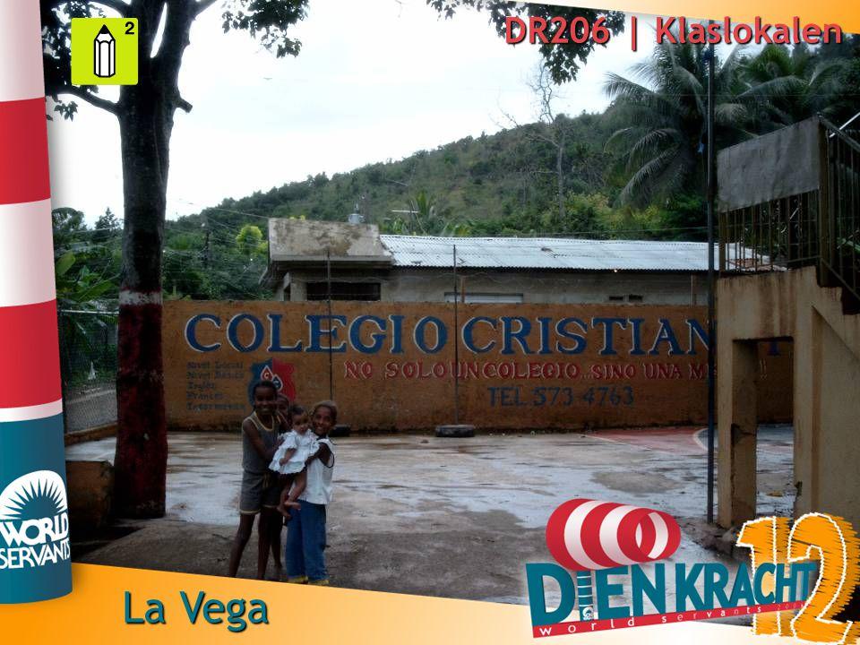 DR206 | Klaslokalen La Vega