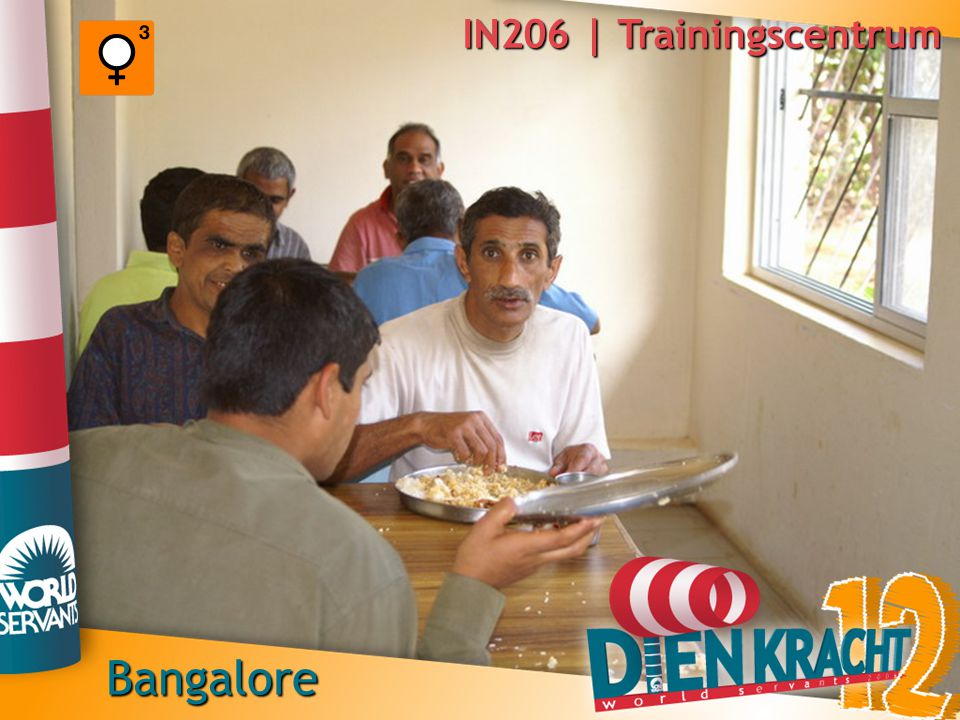 IN206 | Trainingscentrum Bangalore