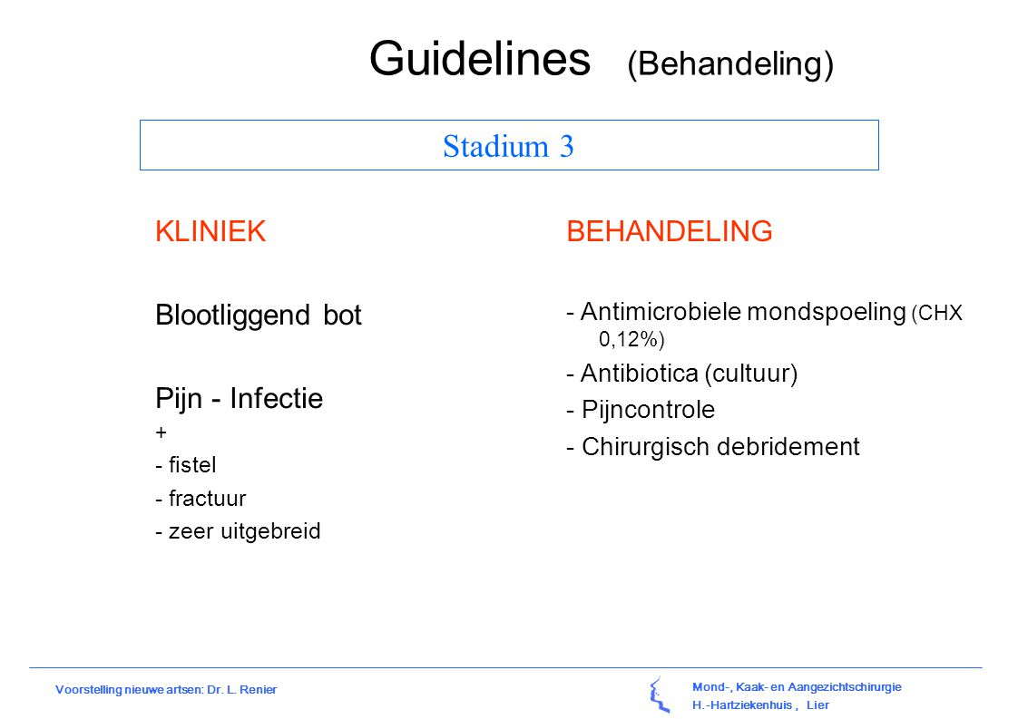 Guidelines (Behandeling)