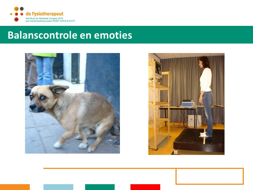 Balanscontrole en emoties