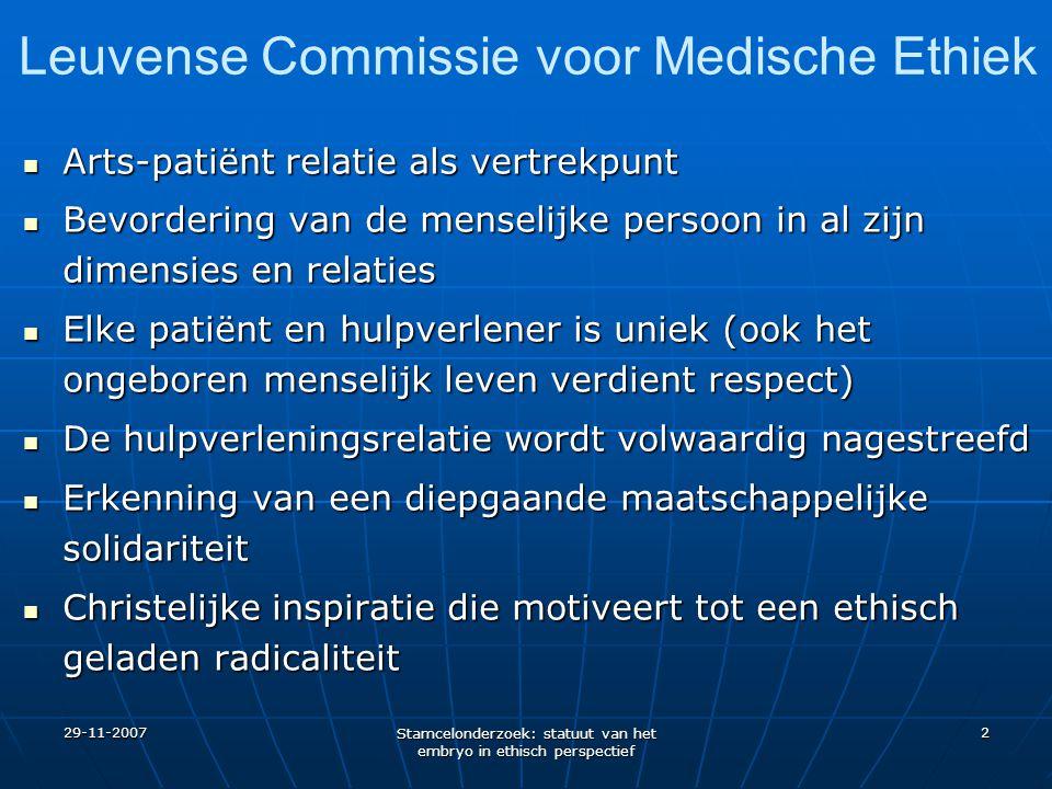 Leuvense Commissie voor Medische Ethiek