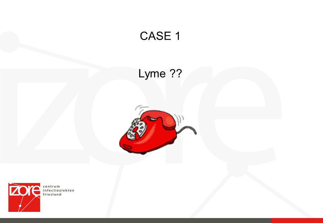 CASE 1 Lyme
