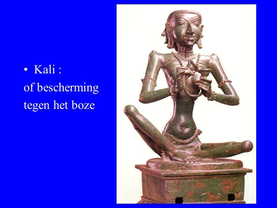Kali : Kali : of bescherming tegen het boze