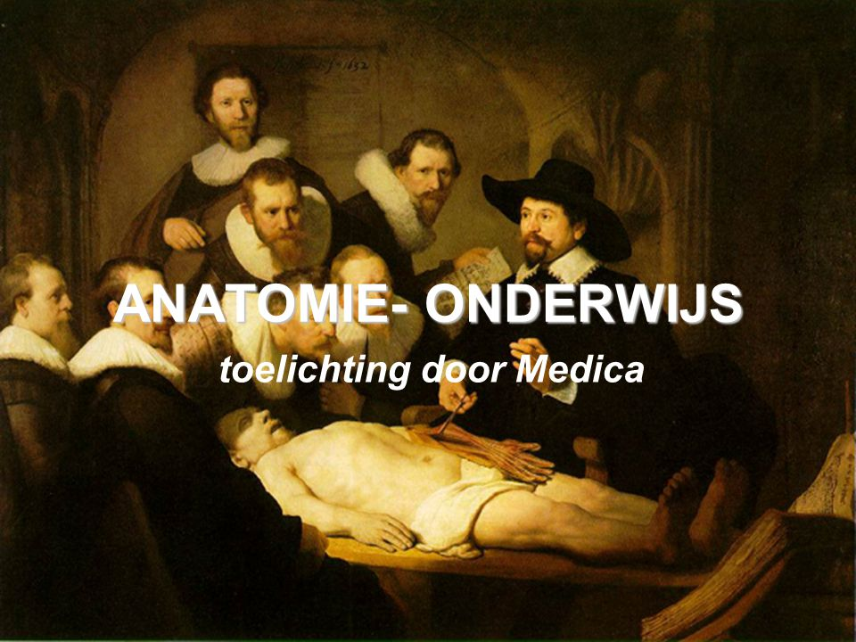 toelichting door Medica