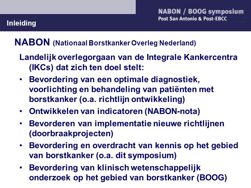 NABON (Nationaal Borstkanker Overleg Nederland)