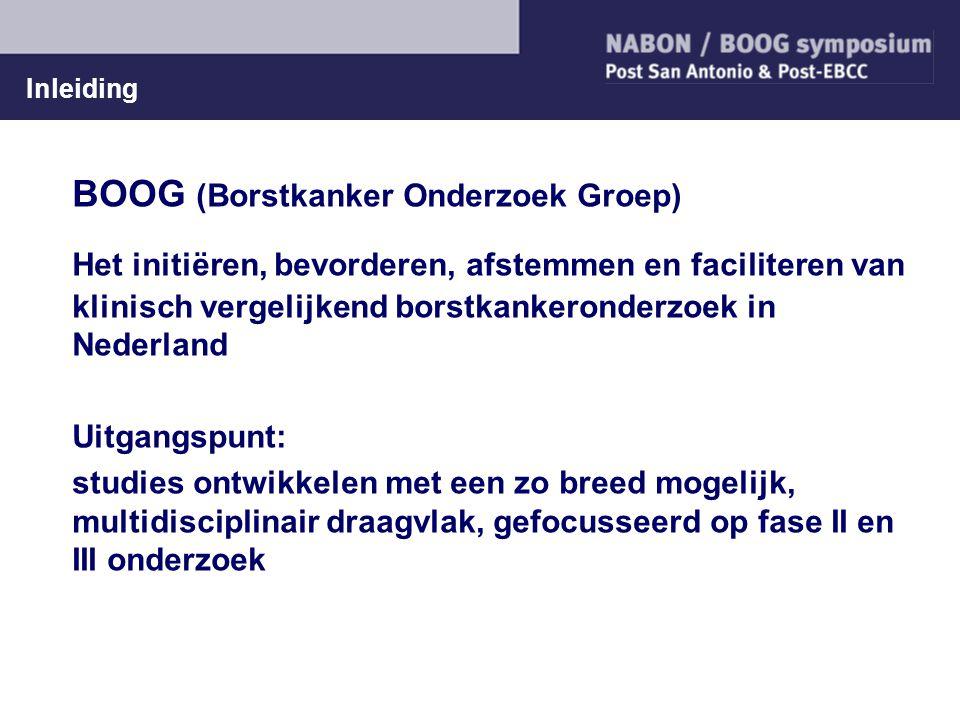 BOOG (Borstkanker Onderzoek Groep)