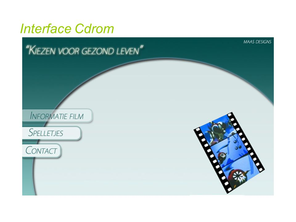 Interface Cdrom