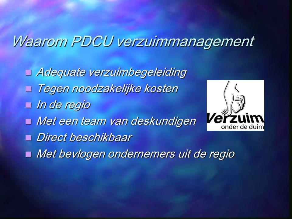 Waarom PDCU verzuimmanagement