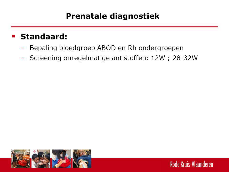 Prenatale diagnostiek