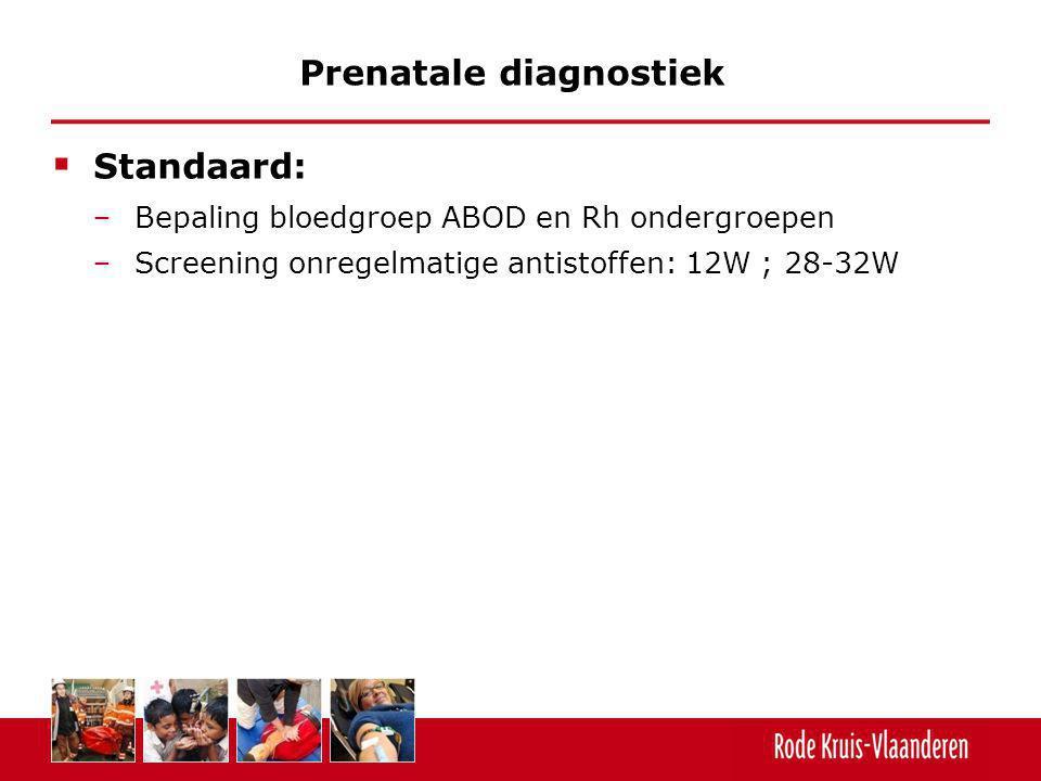 Prenatale diagnostiek