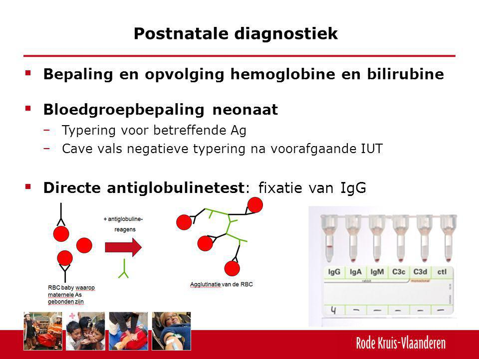 Postnatale diagnostiek