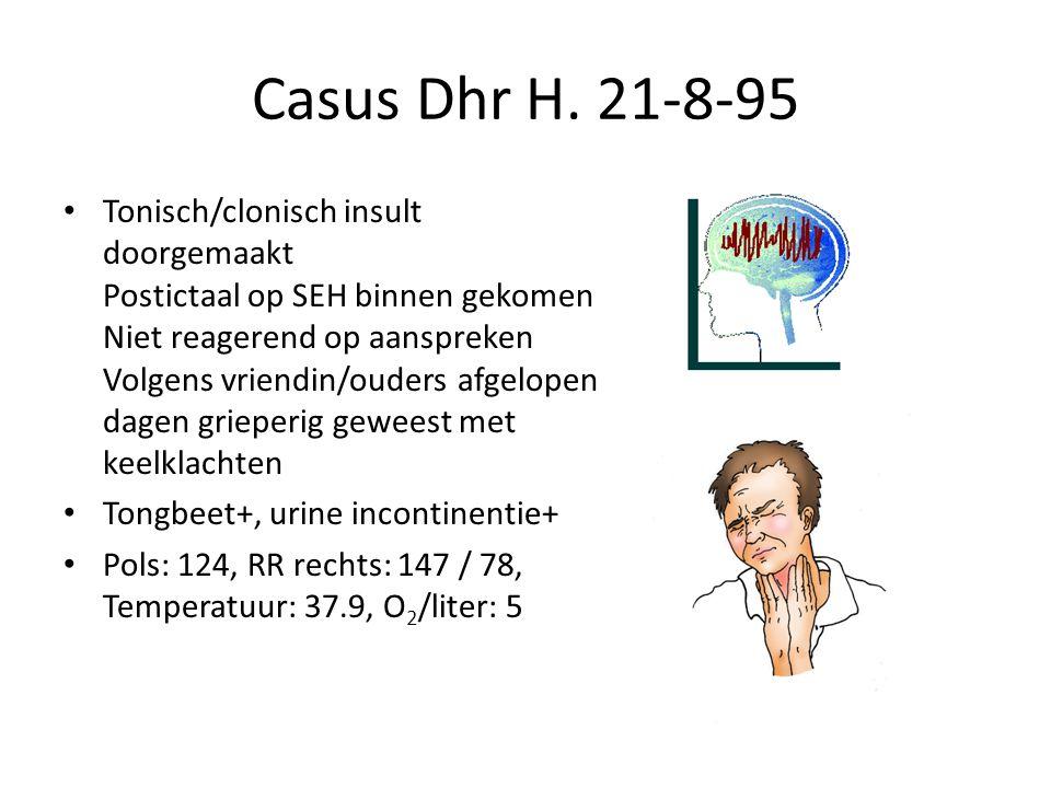 Casus Dhr H. 21-8-95