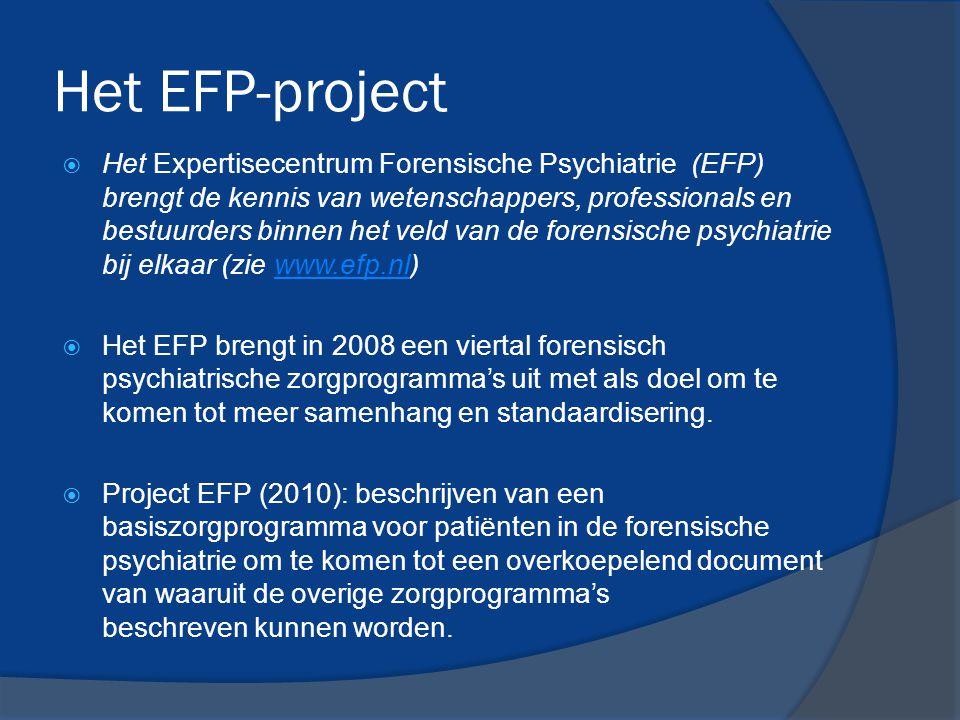 Het EFP-project