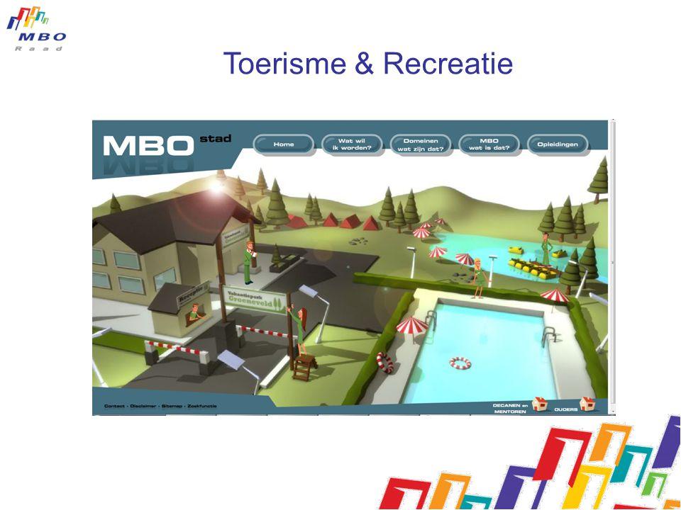 Toerisme & Recreatie