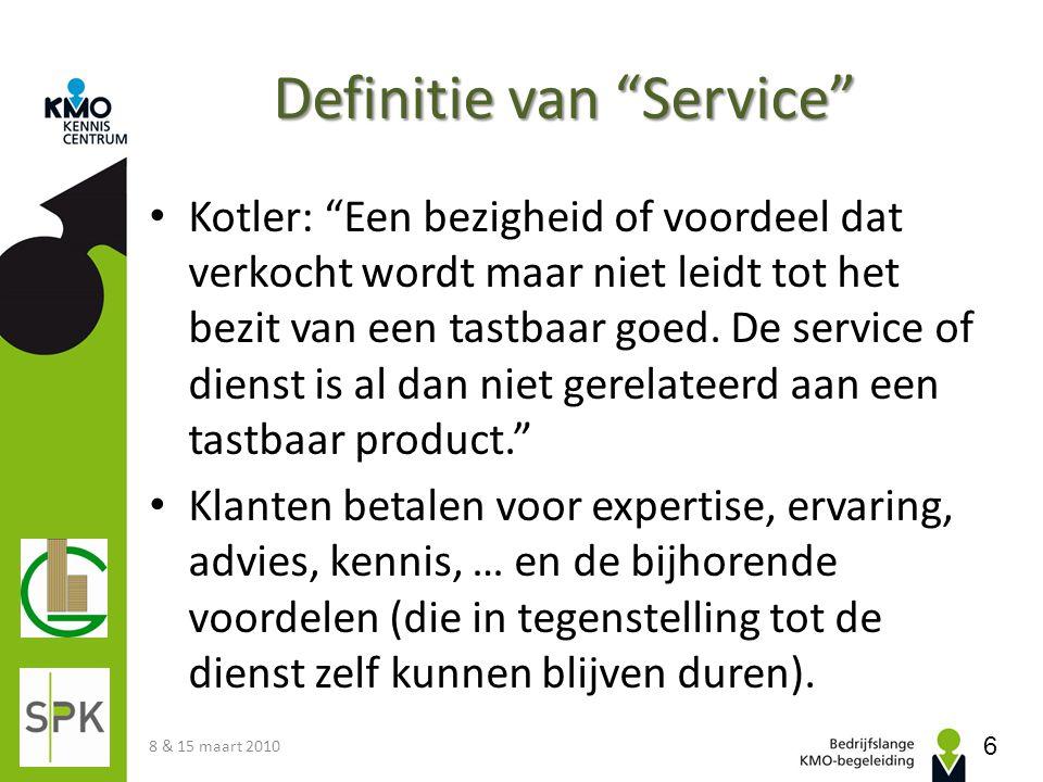Definitie van Service