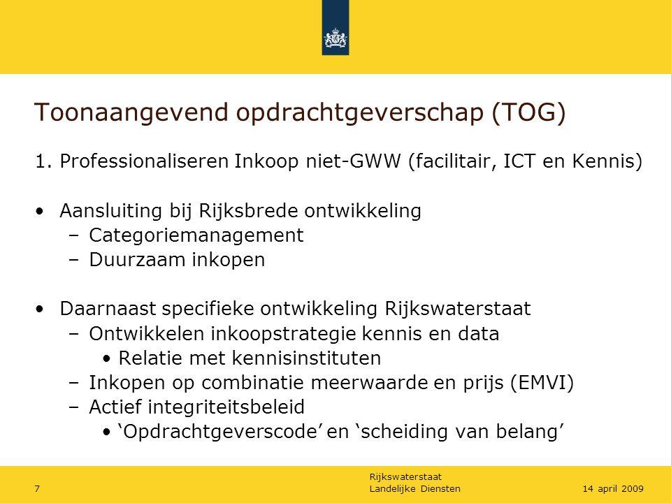 Toonaangevend opdrachtgeverschap (TOG)