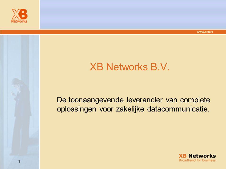 XB Networks B.V.