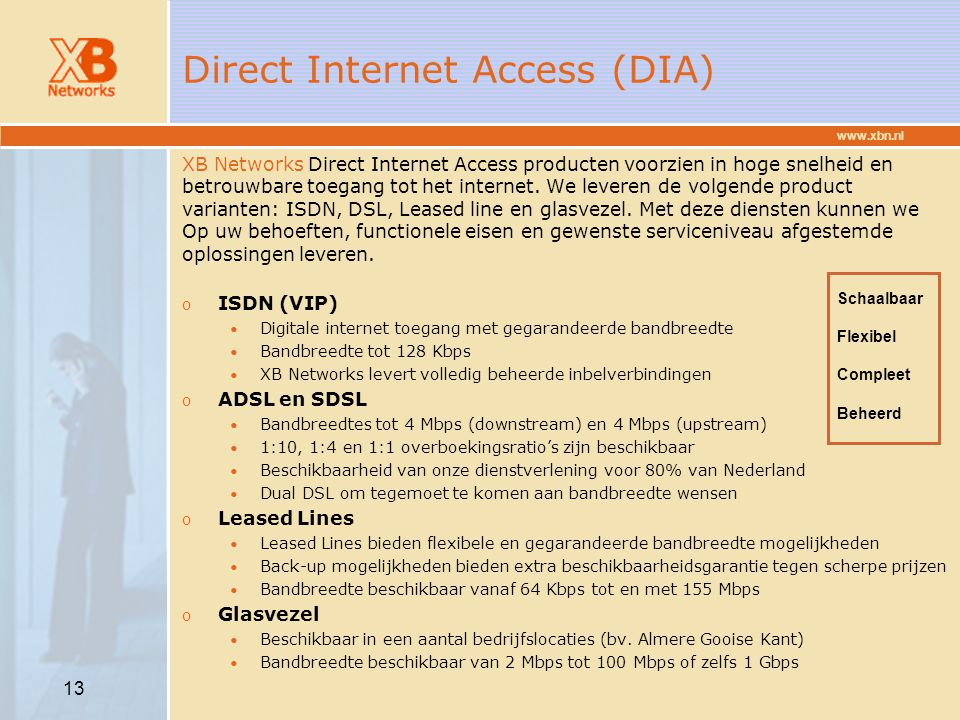 Direct Internet Access (DIA)