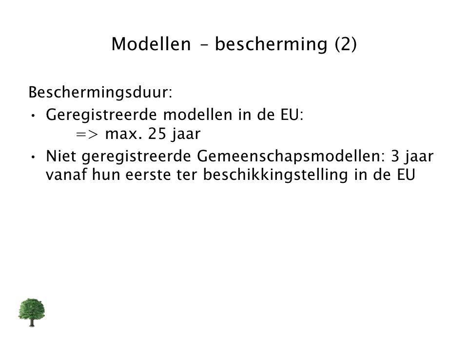 Modellen – bescherming (2)