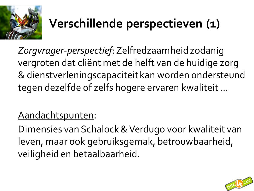 Verschillende perspectieven (1)