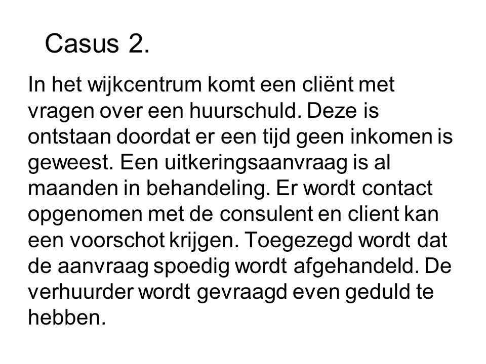 Casus 2.