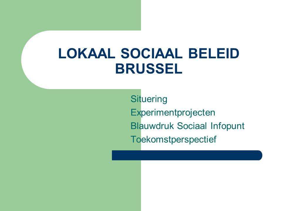 LOKAAL SOCIAAL BELEID BRUSSEL