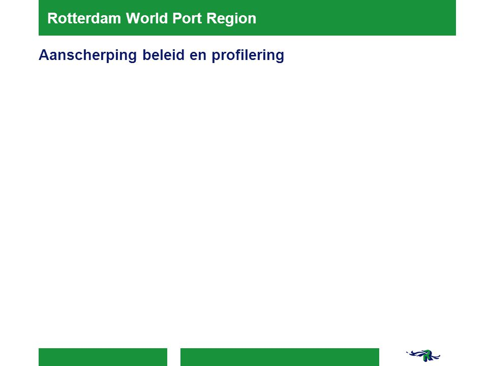 Rotterdam World Port Region