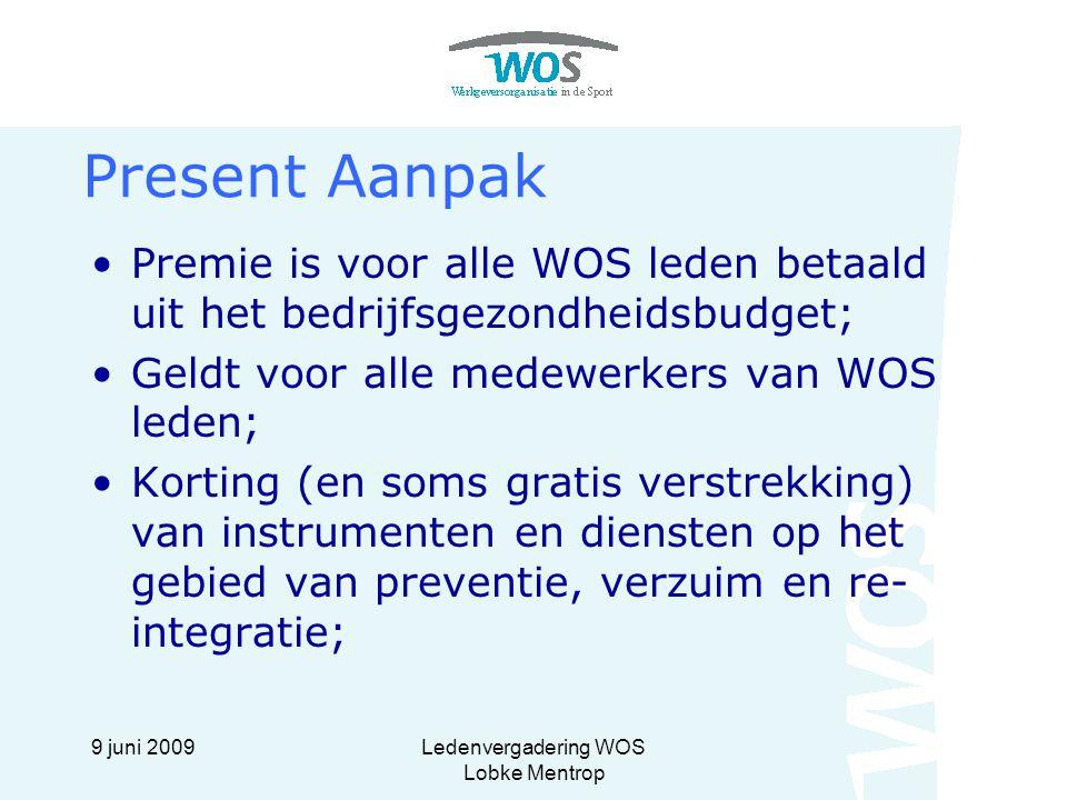 Ledenvergadering WOS Lobke Mentrop