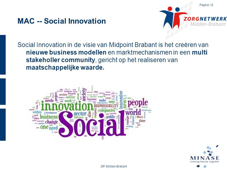 MAC -- Social Innovation
