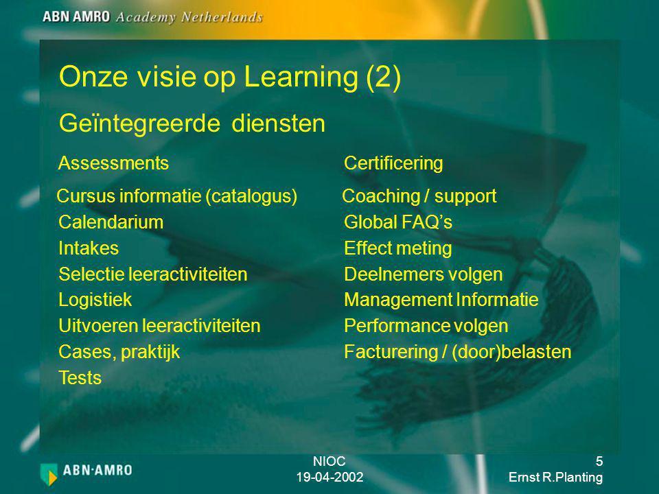 Onze visie op Learning (2)