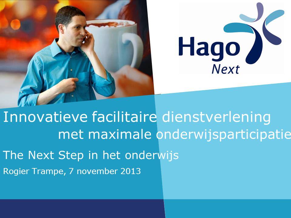 Innovatieve facilitaire dienstverlening