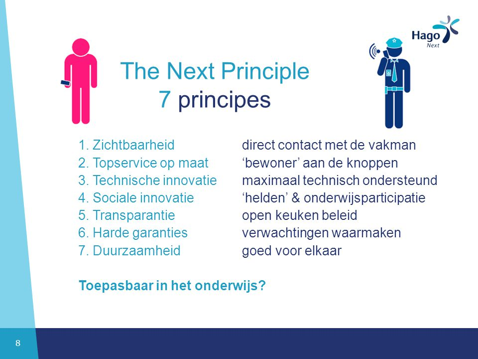 The Next Principle 7 principes