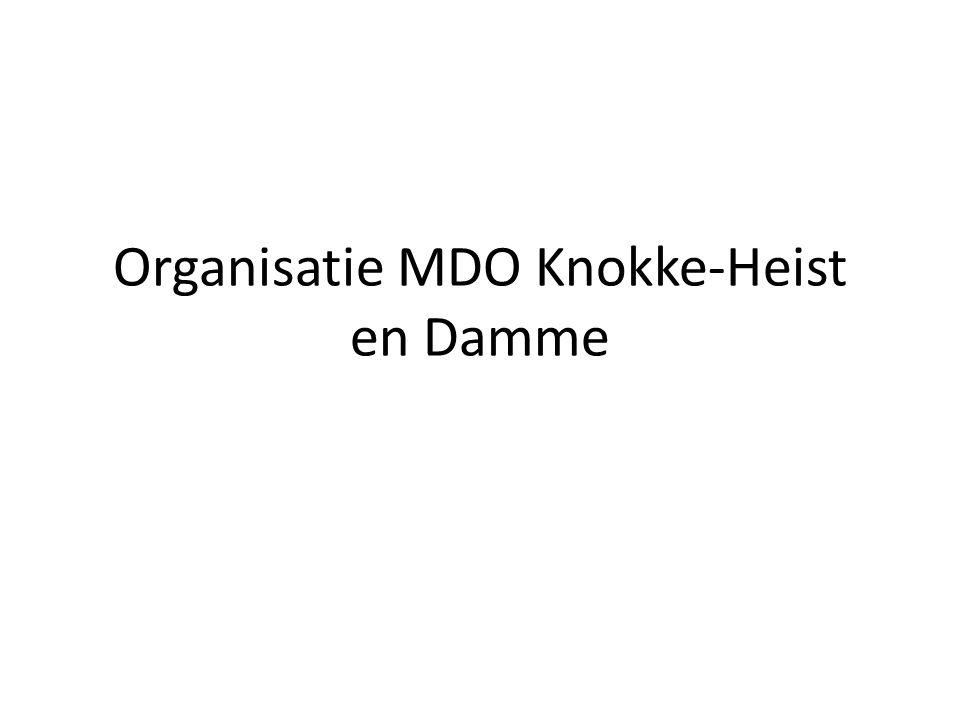 Organisatie MDO Knokke-Heist en Damme