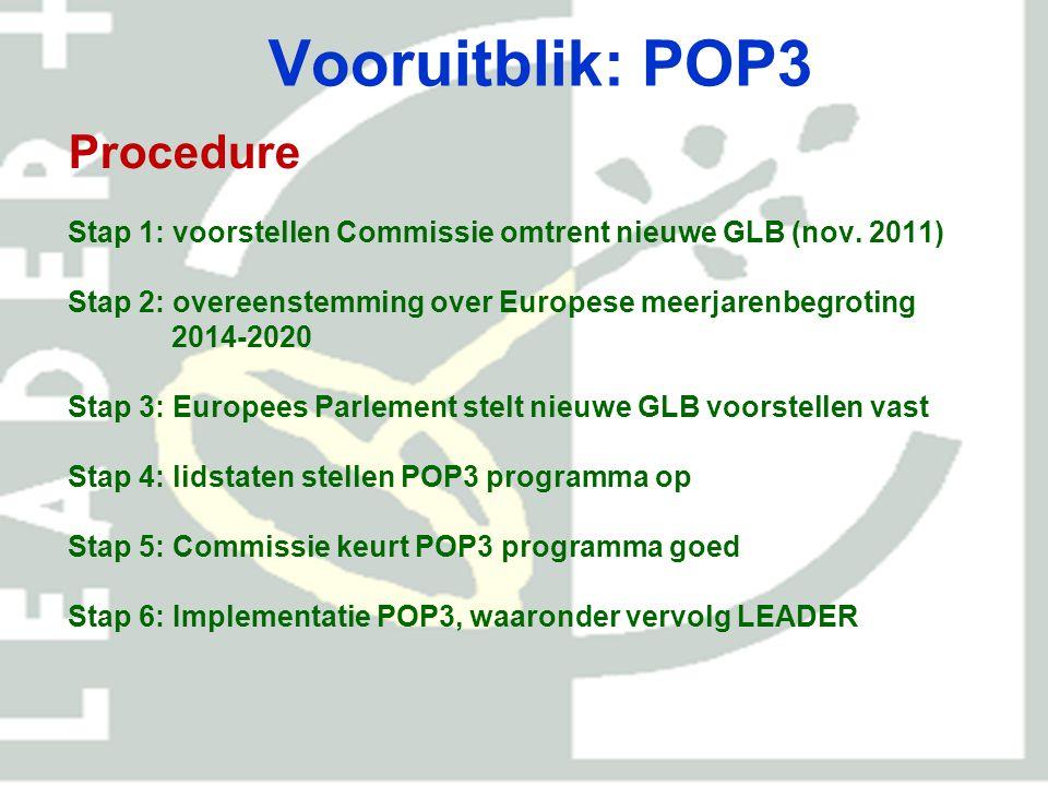 Vooruitblik: POP3 Procedure