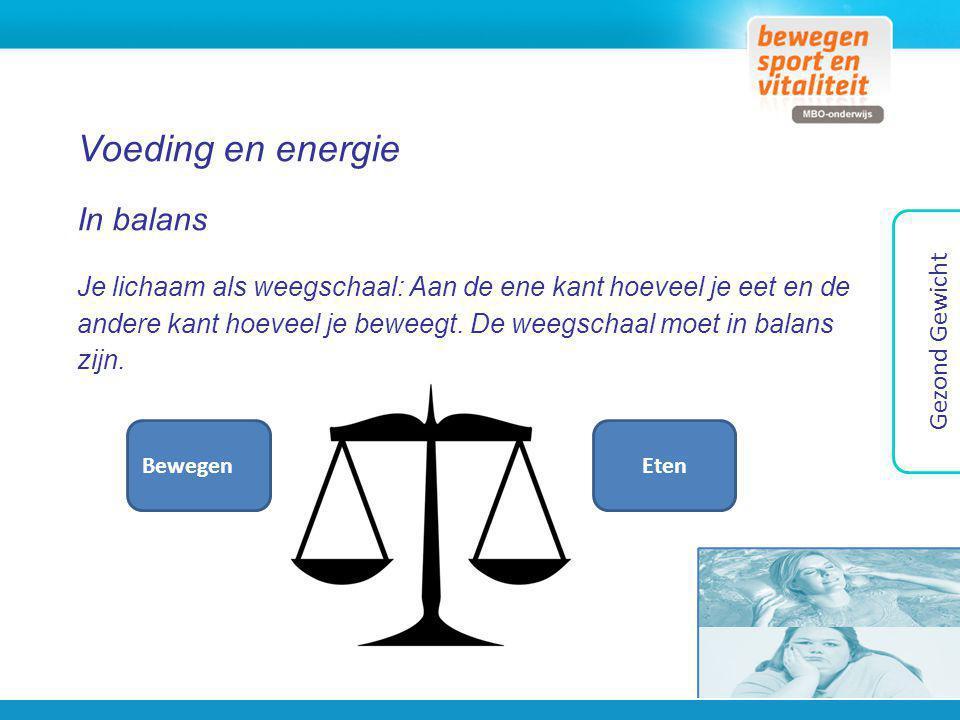 welke voeding geeft energie