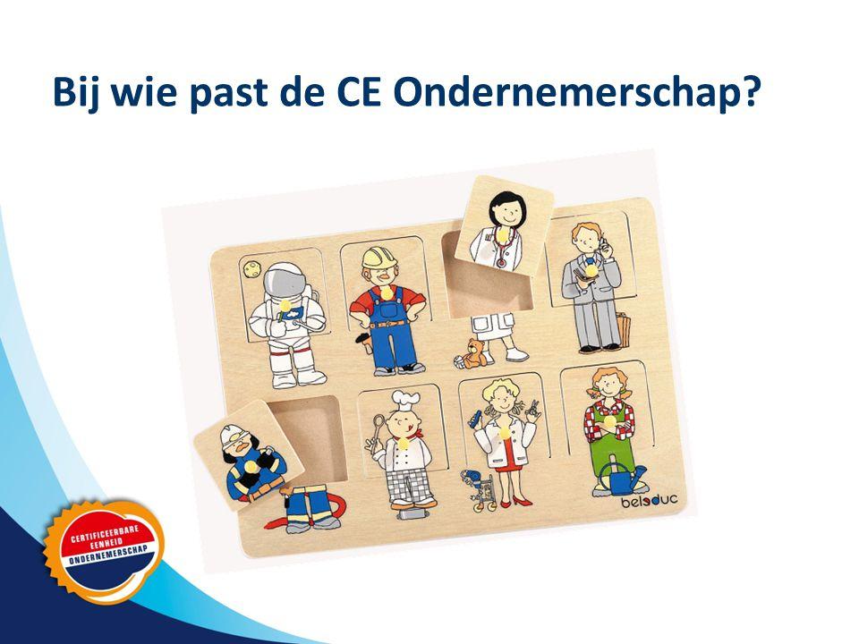 Bij wie past de CE Ondernemerschap
