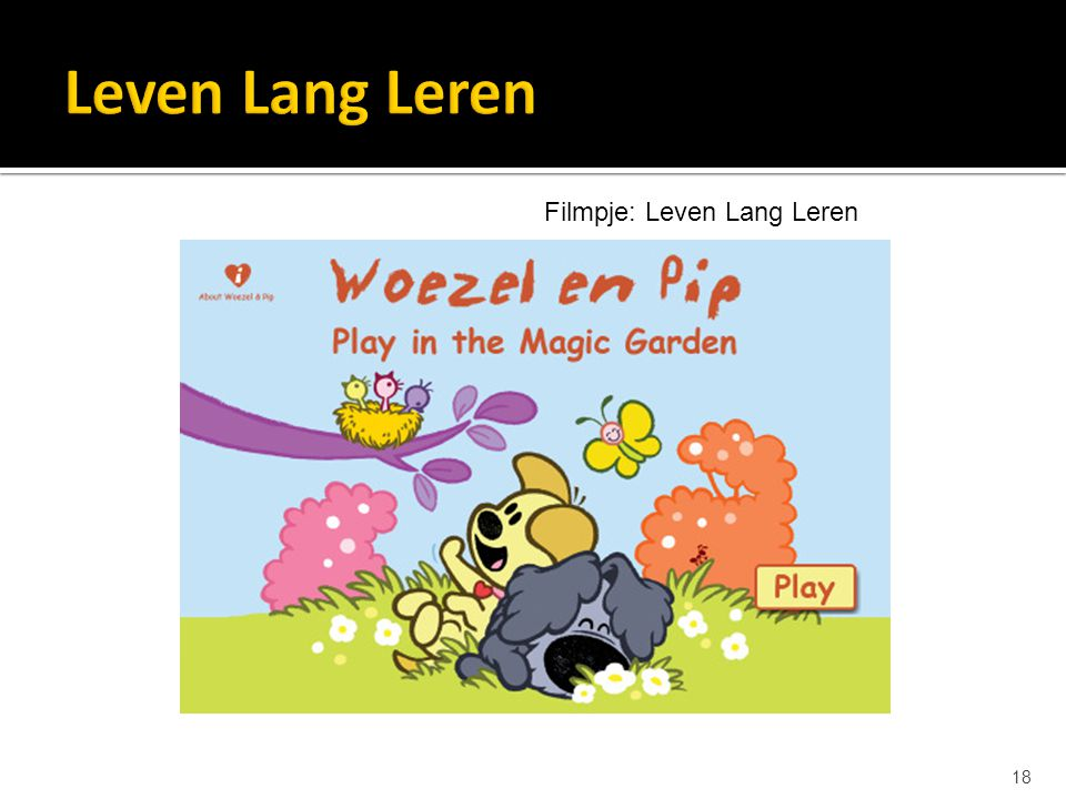 Leven Lang Leren Filmpje: Leven Lang Leren