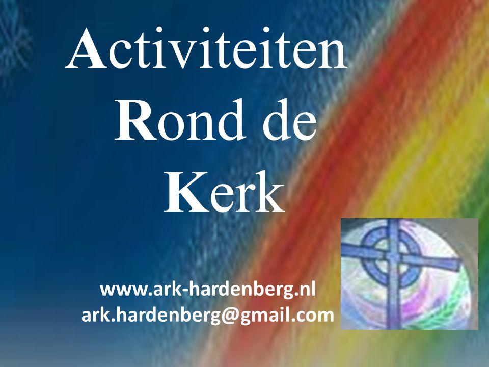 www.ark-hardenberg.nl ark.hardenberg@gmail.com