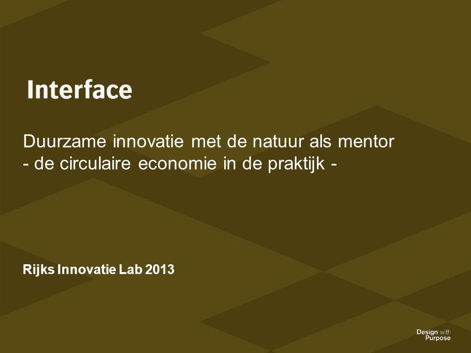 Duurzame innovatie met de natuur als mentor