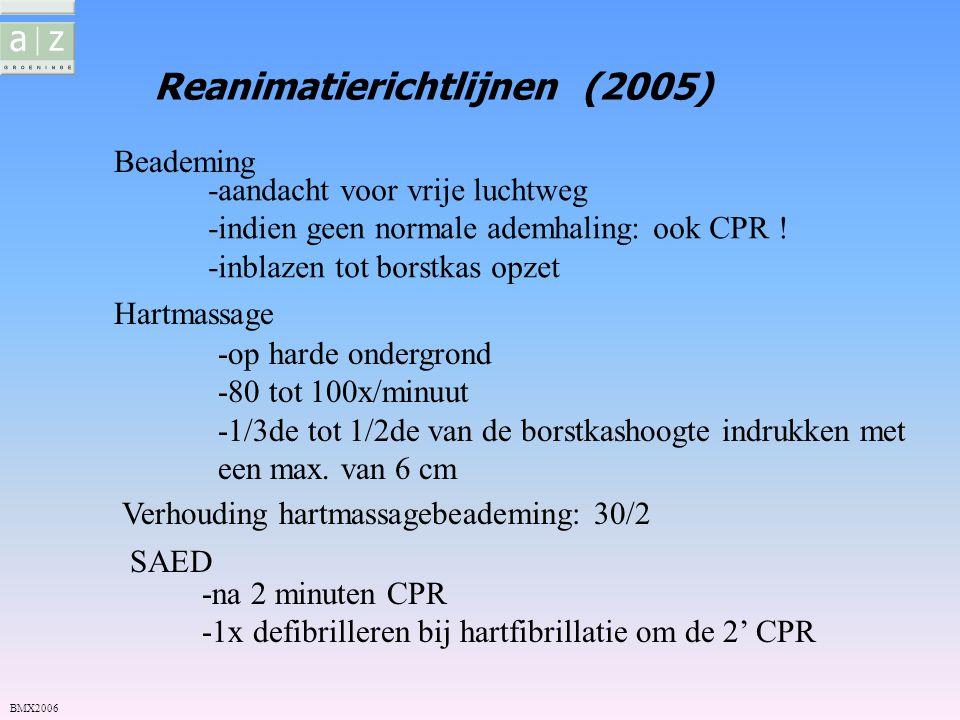 Reanimatierichtlijnen (2005)