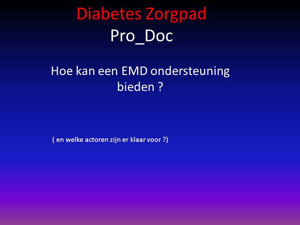 Diabetes Zorgpad Pro_Doc