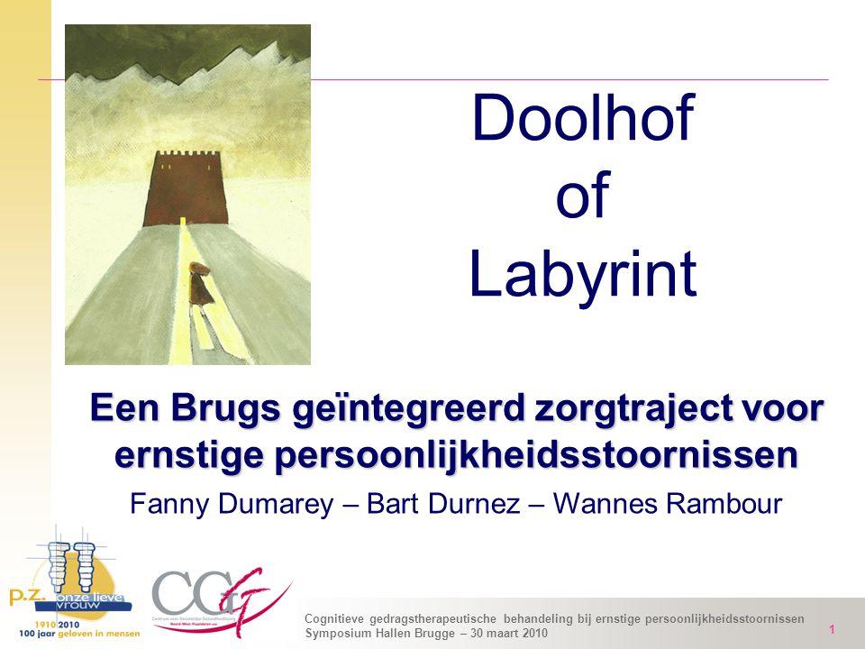 Fanny Dumarey – Bart Durnez – Wannes Rambour
