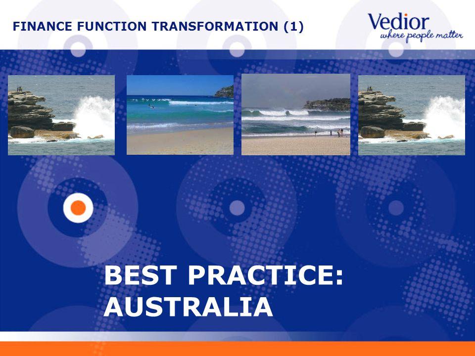 BEST PRACTICE: AUSTRALIA
