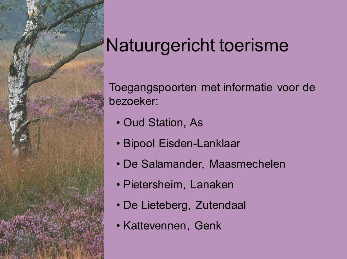 Natuurgericht toerisme
