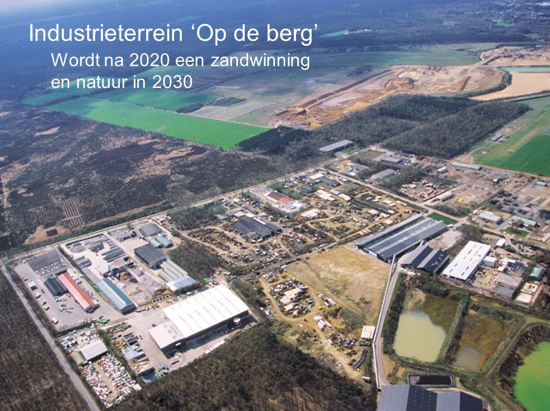 Industrieterrein 'Op de berg'