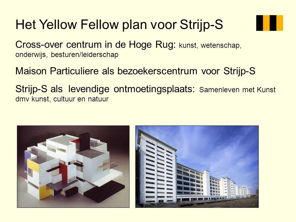 Het Yellow Fellow plan voor Strijp-S