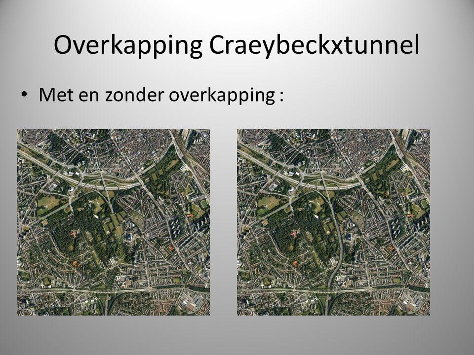 Overkapping Craeybeckxtunnel