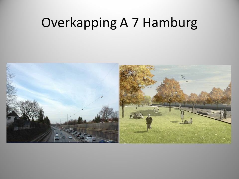 Overkapping A 7 Hamburg