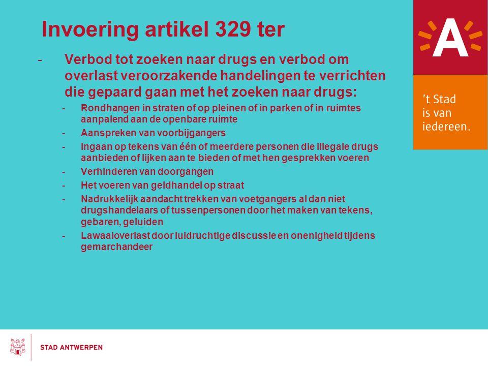 Invoering artikel 329 ter