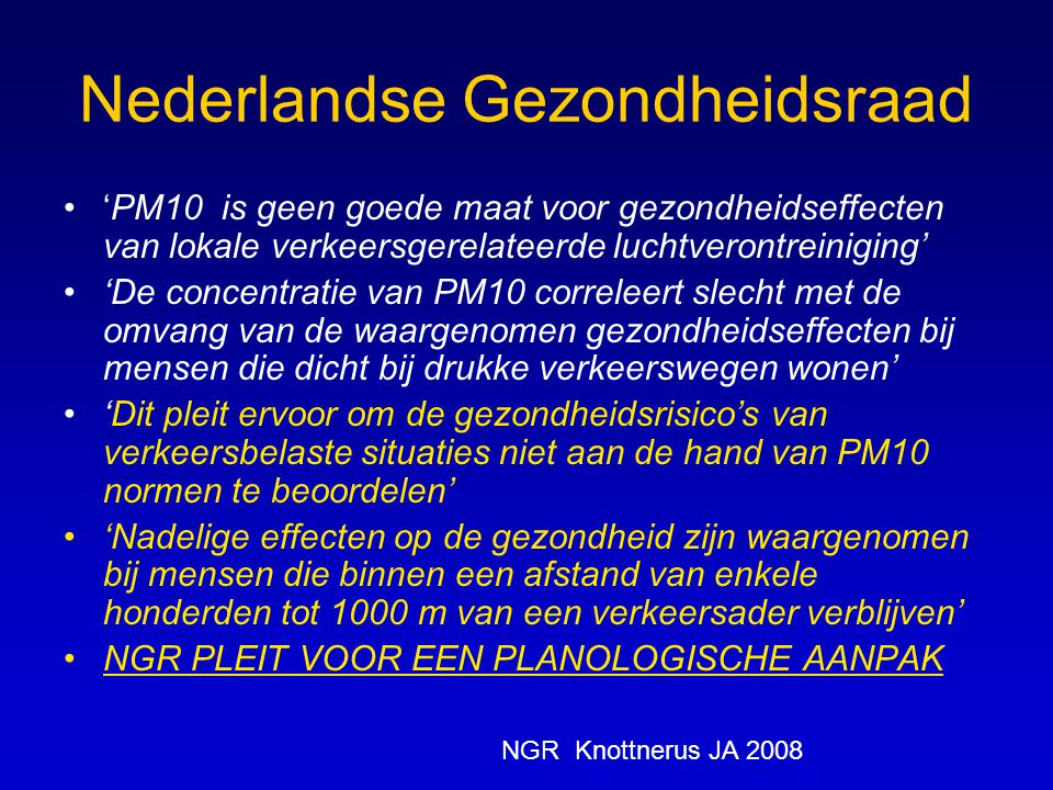 Nederlandse Gezondheidsraad